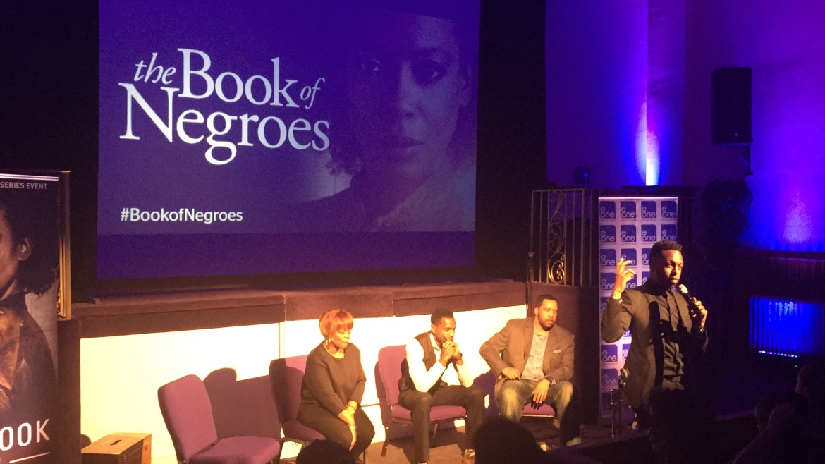 Book of Negroes Screenings