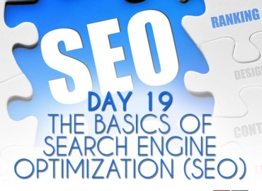 The Basics of Search Engine Optimization (SEO) (Day 19)